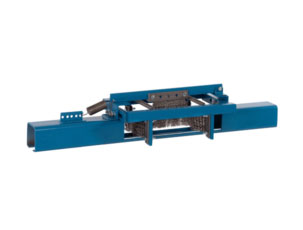 Unibilt Conveyor Chain cleaning brushes